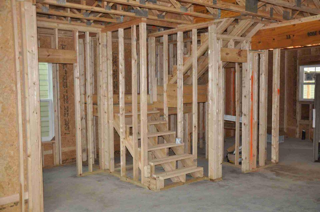 travaux maison ossature bois
