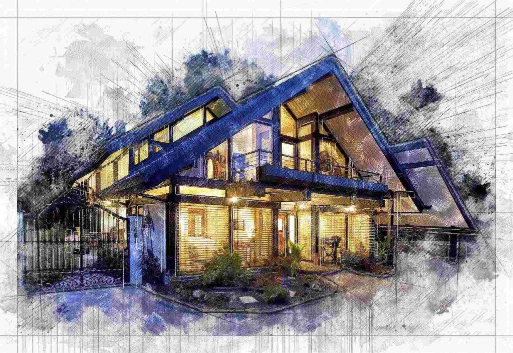 Conception maison bioclimatique