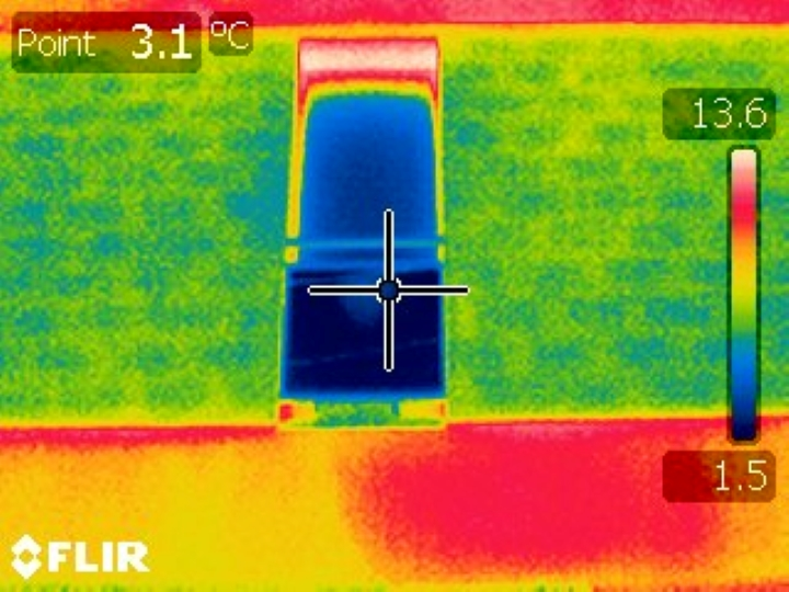 Thermographie infrarouge Bordeaux